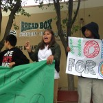 YES Youth Organize Peaceful Protest in Salinas, CA